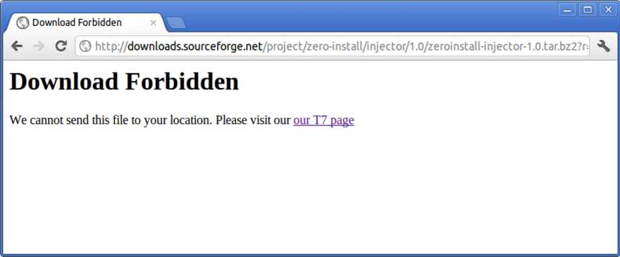 SourceForge - The Reader Wiki, Reader View of Wikipedia