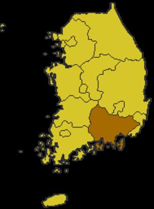 Geochang massacre - South Gyeongsang, South Korea.