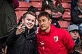 Southampton FC versus FC Augsburg (36320247176).jpg
