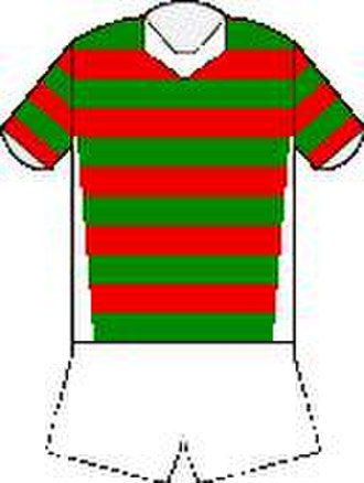 2008 NRL season - Image: Souths 09away