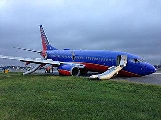 Southwest Airlines Flight 345