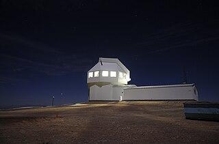 Space Surveillance Telescope Telescope for detecting orbital debris, located in Exmouth, Western Australia