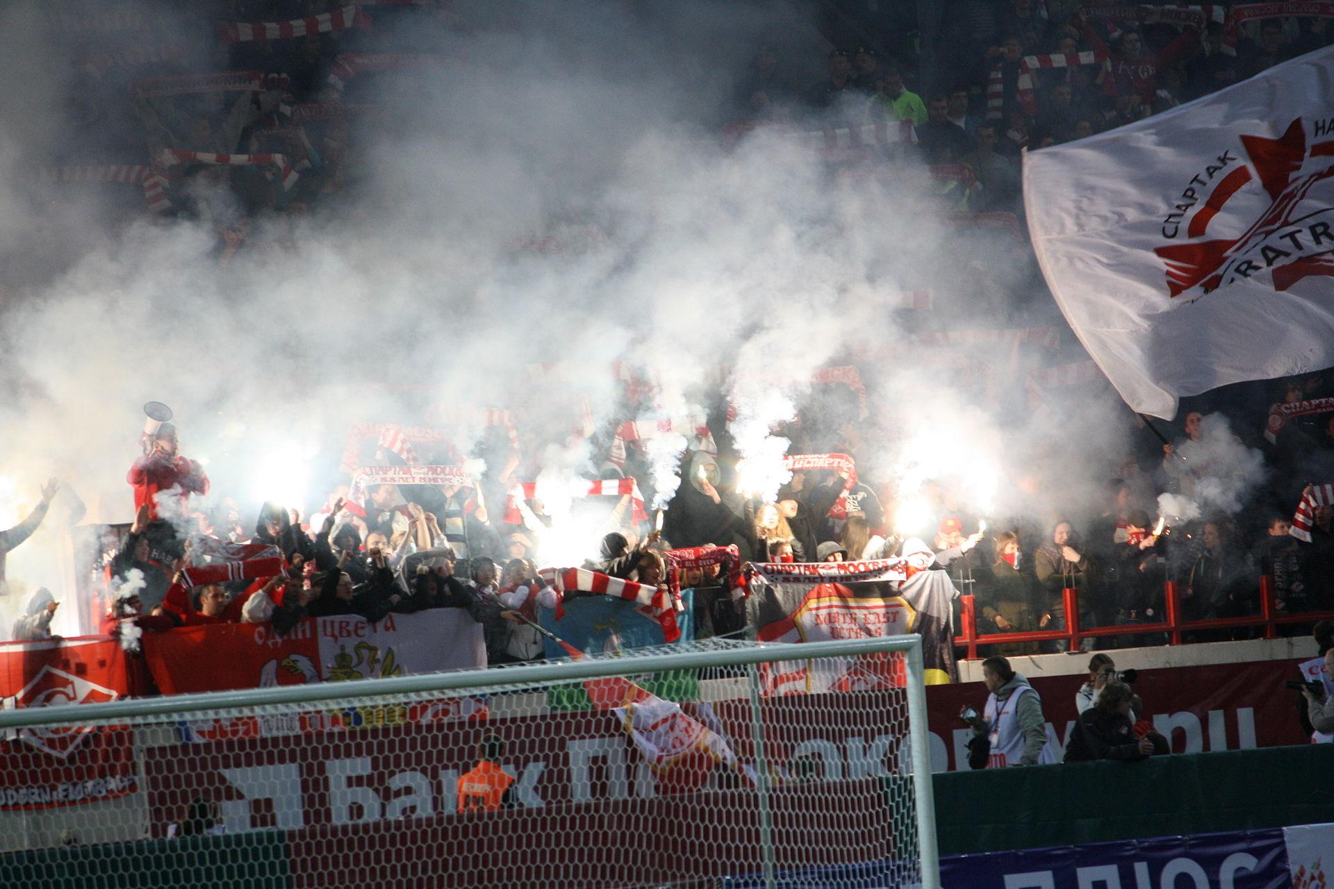 Fk Spartak Moskva Wikipedia