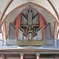 Spiesen Katholische Pfarrkirche St. Ludwig Innen Orgelprospekt.JPG