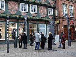 Sprechende Laternen in der Altstadt von Celle.jpg