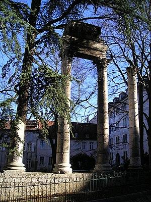 Square Castan Besançon