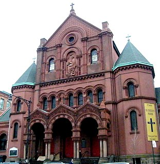 St. Cecilia Church and Convent (New York City) United States historic place
