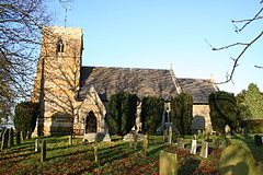 St.Giles' church, Langton-by-Wragby, Lincs. - geograph.org.uk - 94476.jpg