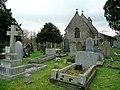 St. Bartholomew's church, Nantyderry - geograph.org.uk - 1639047.jpg