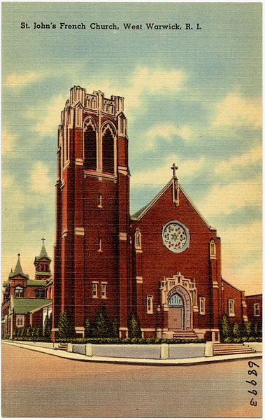 Churches In West Warwick Rhode Island