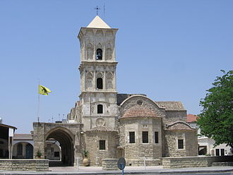 Christianity in Cyprus - Church of Saint Lazarus, Larnaca