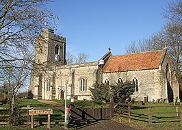St. Leonards, Grendon Underwood - geograph.org.uk - 658098.jpg