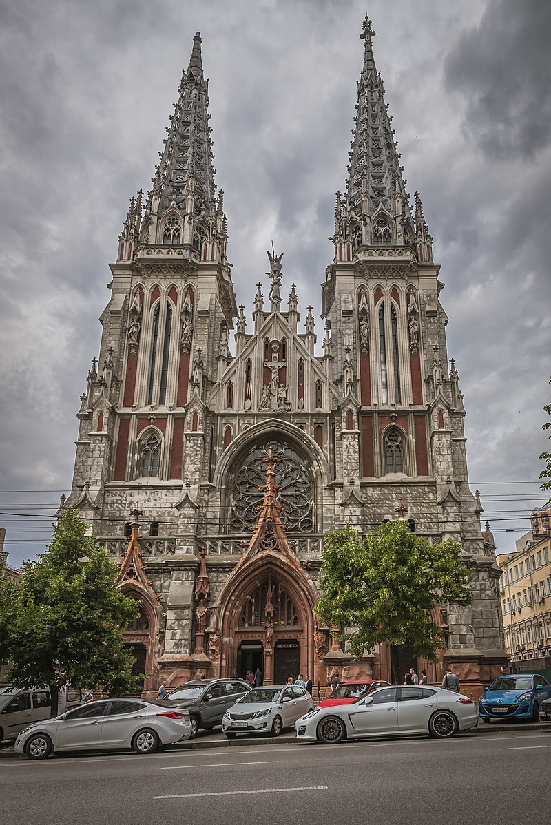 St. Nicholas Roman Catholic Cathedral, Kyiv 8.jpg