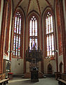 St. Wendel - Wendalinusbasilika Innen Chor 01.JPG