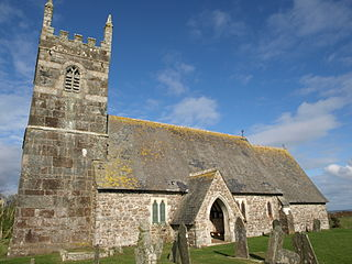 St Grada and Holy Cross Church, Grade Church in Grade, England