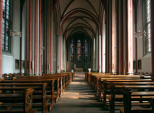 St. John's Church, Bremen - View of the choir