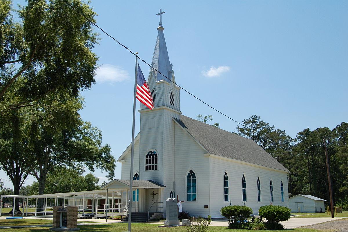 St Margaret Catholic Church Albany Louisiana Wikipedia