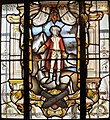 St Alfege Church, Greenwich, stained glass, James Wolfe.jpg