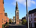St Andrew's Roman Catholic Cathedral Towers, Dumfries, Scotland.jpg