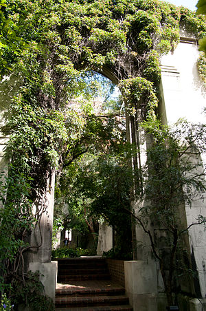 St Dunstan-in-the-East - St Dunstan-in-the-East inside (2014)