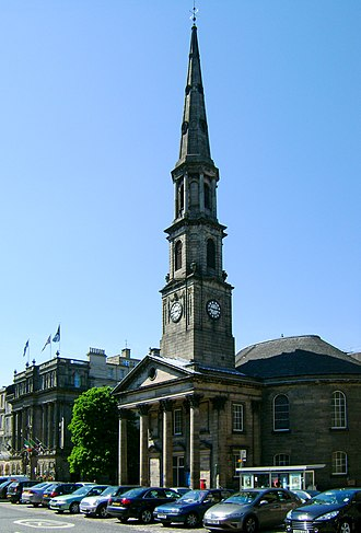St Andrew's and St George's West Church - Image: St George's and St Andrew's Church, Edinburgh