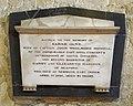 St Leonard's Church, Seaford, Sarah Jane monument.jpg