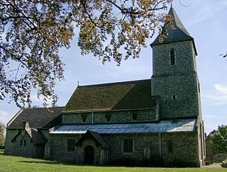 St Leonards Church, Sandridge Church