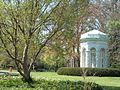St Louis Missouri-Small pavilion in the Missouri Botanical Gardens-20070415110818.jpg