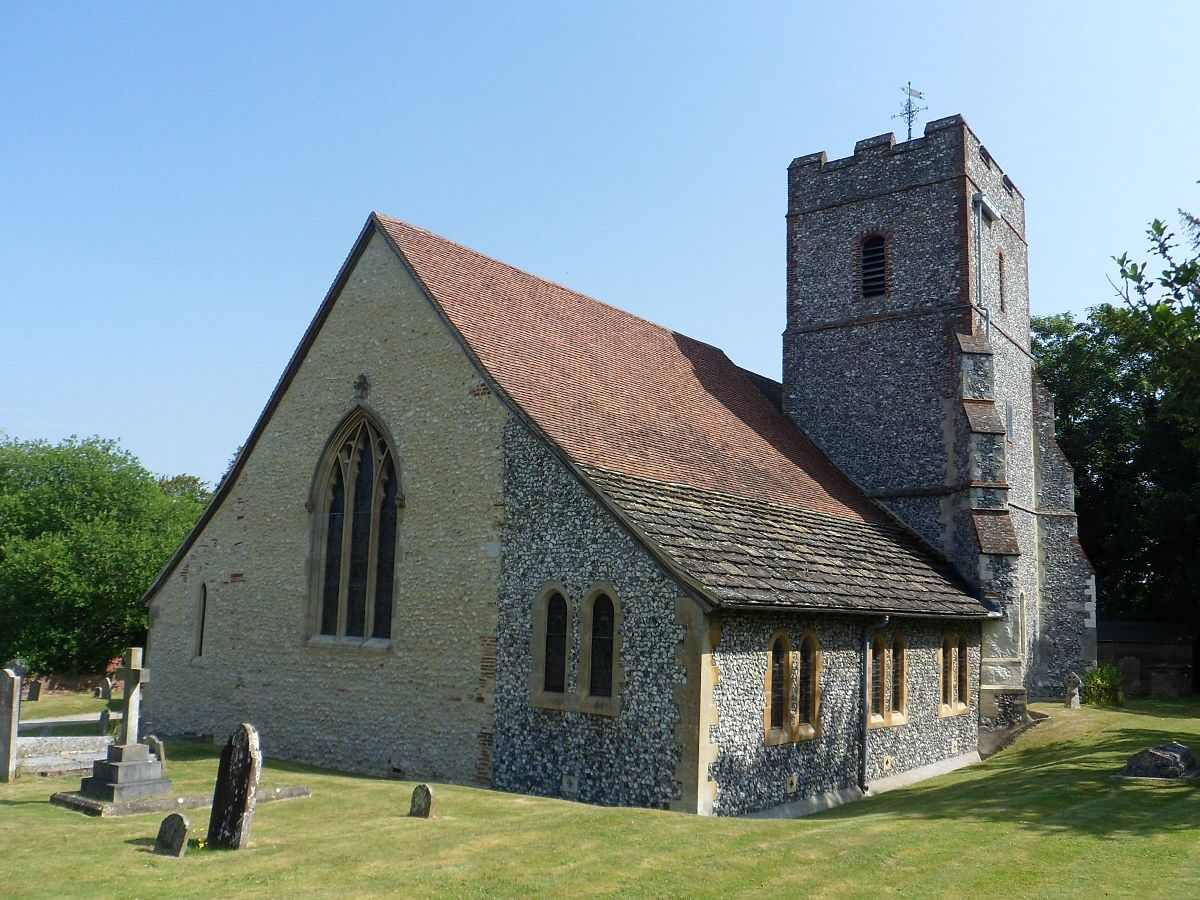 Church of St Mary, Fetcham - Wikipedia