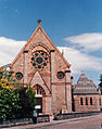 St Mary's Episcopal Church, Aberdeen, 1862, photo Jane Cartney 1990.jpg