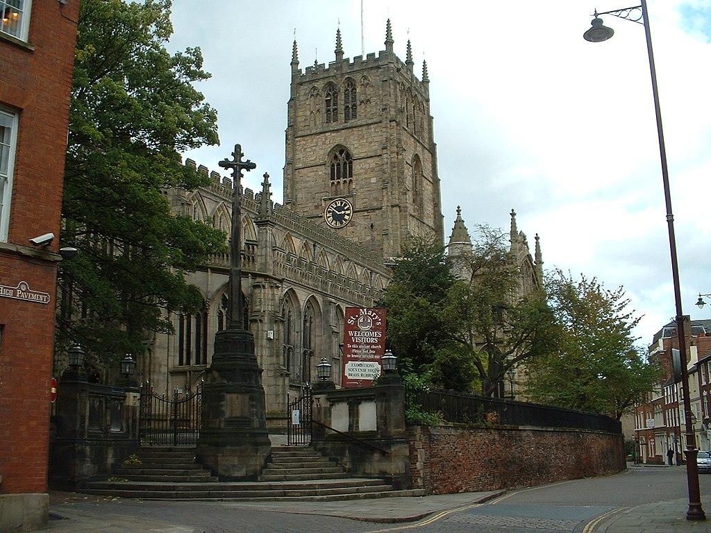 St Mary Nottingham
