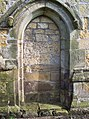 St Nicholas Church - Blocked Door - geograph.org.uk - 507540.jpg