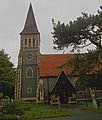 St Nicholas Church - Sutton, Surrey, Greater London.jpg