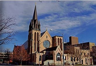 Roman Catholic Diocese of Great Falls–Billings - St. Patrick's Co-Cathedral, Billings, MT
