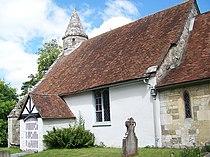 St Peter's Church, Fugglestone St Peter - geograph.org.uk - 884772.jpg