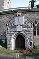 St Peter and St Paul, Milton, Gravesend, Kent - Porch - geograph.org.uk - 323937.jpg