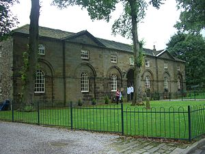 Norton Hall - The stables
