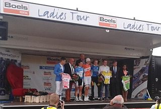 2014 Holland Ladies Tour cycling race