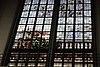 stained glass window nieuwe kerk 2