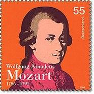 Stamp Mozart