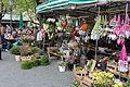 Stand am Viktualienmarkt in Munich.JPG