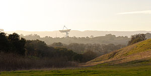 The Dish (landmark) - Image: Stanford Dish