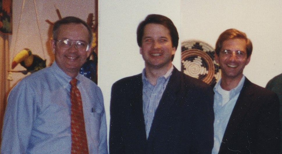 Starr, Kavanaugh, and Azar