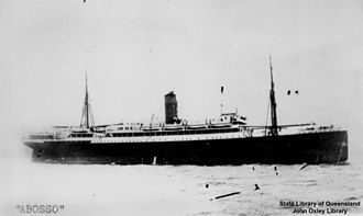 Elder Dempster Lines - Image: State Lib Qld 1 132973 Abosso (ship)