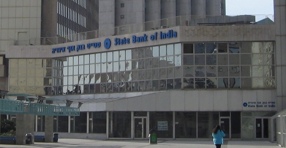 State Bank of India in Israel