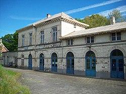 Station Melle - Foto 1.JPG