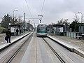 Station Tramway IdF Ligne 6 Hôpital Béclère - Clamart (FR92) - 2021-01-03 - 10.jpg