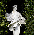 Statue in the garden of Palace of Caserta.jpg
