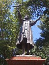 Statue of Christopher Columbus (Columbia, South Carolina).jpg