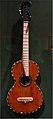 Stauffer Martin (c.1838), Christian Frederick Martin, New York - Viennese Stauffer style early C. F. Martin guitar (vertical).jpg